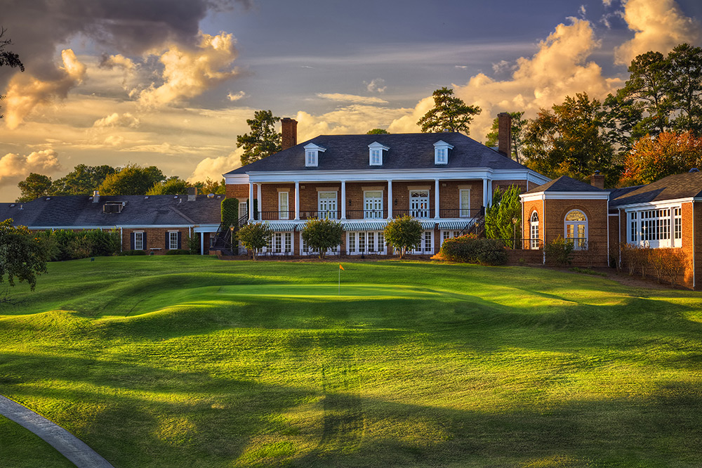 Idle hour golf country club macon ga home for Country homes in georgia